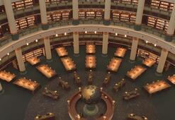 Cumhurbaşkanlığı Milet Kütüphanesinin resmi açılışı perşembe günü gerçekleştirecek