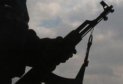 Şanlıurfada bir terörist güvenlik güçlerine teslim oldu