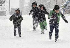 Son dakika | O ilimizde eğitime kar engeli