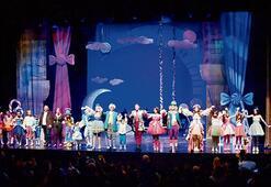 Baharda 'Harikalar Operası'na