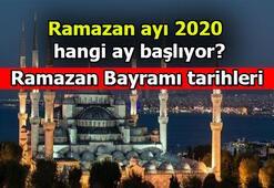 Ramazan ayı bu yıl hangi ay başlıyor Ramazan Bayramı 2020 bu yıl hangi günlere denk geliyor
