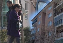 Komşusunun evinde yaralı bulduğu kadın öldü