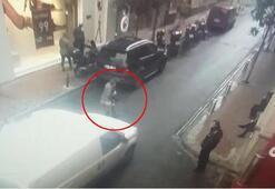 Korkunç kaza Yaşlı kadını arabanın altına aldı