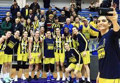 Fenerbahçe Öznur Kablonun konuğu BLMA