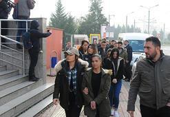 Kocaelide PKK/KCK şüphelileri adliyede