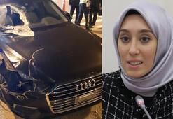AK Partili Kadak trafik kazası geçirdi