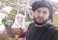 Suriyede rejim güçleri mezarlıkları da yıkıyor