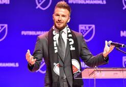 David Beckham tarihi sponsorluk anlaşması