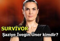 Şaziye İvegin Üner kimdir, kaç yaşında Survivor Şaziye İvegin Üner yarışmadan diskalifiye mi oldu