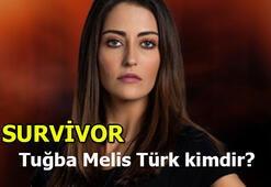 Survivor Tuğba Melis Türk kimdir Survivor Ünlüler takımı yarışmacısı Tuğba Melis Türkk kaç yaşında Tuğba Melis Türk dizileri neler