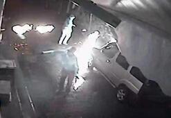 Ağabeyinin pastanesi ve park halindeki aracına arkadaşı ile molotoflu saldırıda bulundu