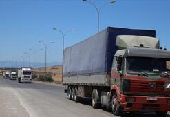 BMden İdlibe 36 TIRlık insani yardım
