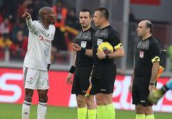 SON DAKİKA | Beşiktaştan TFFye hakem dilekçesi