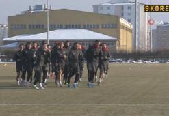 Hes Kablo Kayserispor, İttifak Holding Konyaspor maçı hazırlıklarını sürdürdü