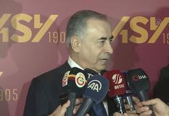 Galatasaray Başkanı Cengiz: Pazar günü derbiye gideceğim