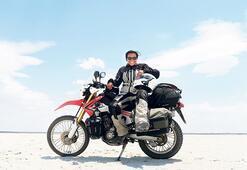 'Motosiklet tutkum bitmeyecek'