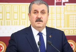 Destici'den HDP'ye tepki