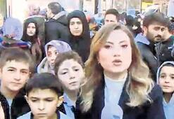 Kanal D muhabirine okulda gözaltı