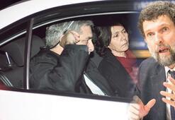 Geziye beraat Kavalaya gözaltı