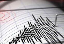 Deprem mi oldu Manisa beşik gibi sallanıyor AFAD son depremler listesi