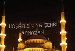 2020 Ramazan ayı ne zaman başlıyor Ramazan Bayramı hangi tarihlerde