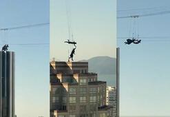 Matrix 4 setinden ilk görüntüler internete sızdı