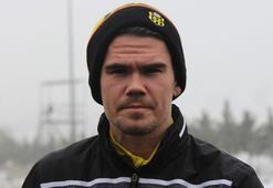 Kjartansson: Önümüzdeki maçlarda iyi şeyler yapmak istiyorum