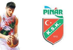 Pınar KSK'de milli heyecan