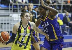 Fenerbahçe Öznur Kablo: 74 - BLMA: 58