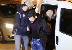 DEAŞın sözde üst düzey yöneticisinin eşi ve oğlu Kocaelide gözaltına alındı