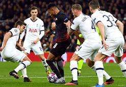 Tottenham-RB Leipzig: 0-1