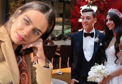 Mesut Özilin eşi Amine Gülşeden müjdeli haber