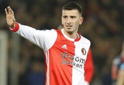 Feyenoordda Oğuzhan Özyakup sakatlandı