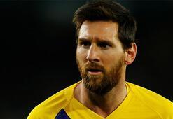 Messi: Ayrılmayı hiç düşünmedim