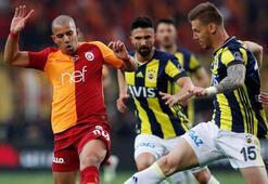 Galatasaray, Kadıköyde 18 dakika üstün kaldı