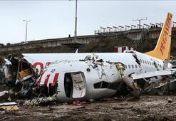 Son dakika | Kara kutular çözülüyor Sabiha Gökçendeki uçak kazası aydınlanmaya başladı