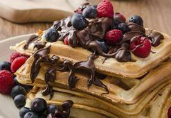 Evde waffle nasıl yapılır - Waffle hamuru tarifi
