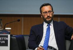 İletişim Başkanı Fahrettin Altundan Almanyadaki ırkçı saldırıya tepki