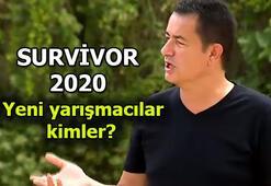 Survivor 2020 Ünlüler takımına iki yeni yarışmacı Survivorda ödül oyununu hangi takım kazandı