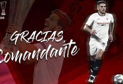 Carriço yürek yemiş Sevilladan Wuhana transfer oldu