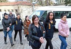 Samsunda yasa dışı bahis operasyonu  4'ü kadın 6 kişi...