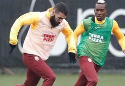 Galatasaray tek eksikle derbiye hazırlanıyor