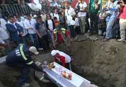 Okul çıkışı annesini beklerken kaçırıldı, cesedi plastik torbada bulundu