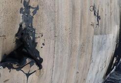 Hafter güçleri Trablusta sıvılaştırılmış gaz deposunu vurdu