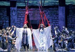 Göbeklitepe operası dünya prömiyerini yaptı: Sıfır noktasında bir aşk efsanesi