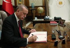 Cumhurbaşkanı Erdoğan imzaladı Önemli görevlendirme
