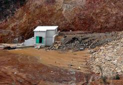 Bahadır Barajında çatlama meydana geldi; su boşaltılıyor
