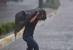 Hafta sonu hava durumu nasıl olacak Meteorolojiden kuvvetli yağış uyarısı