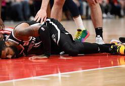 Brooklyn Netste Kyrie Irving, sakatlığı nedeniyle sezonu kapattı