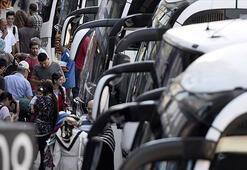 Bakan Soylu açıkladı Otobüslerde sıkı yönetim...